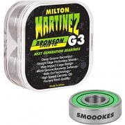 Cuscinetti Bronson Speed Co: G3 Milton Martinez