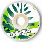 Ruote BDSkateCO: Leaves #1 (54 mm)