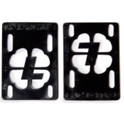 "Riserpads Lucky: Risers 1/8"" Black"
