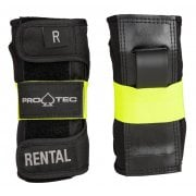 Polsiere Pro-Tec: Pads Rental Wrist Guard Junior BK/YLL