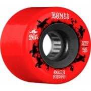 Ruote Bones: Rough Rider Wranglers Red 80A (56mm)