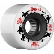 Ruote Bones: Rough Rider Wranglers white 80A (59mm)