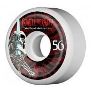 Ruote Powell Peralta: Ray Rod Skull & Sword 84B (56mm)