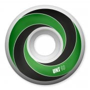 Ruote Universal: Spiral 101A Green (60mm)