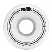 Ruote Rellik: Mini Logo White 100A (51mm)