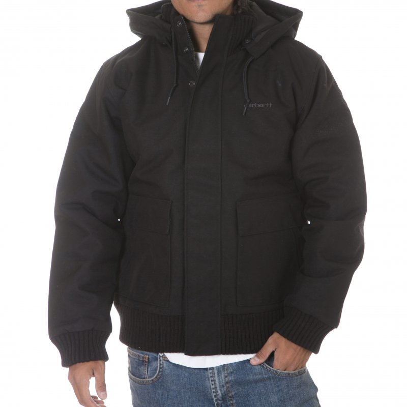 quality design 71722 92530 Giacca Carhartt: Ranger Jacket BK | Acquista Online ...