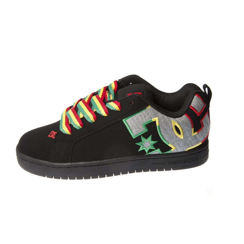 quality design ff7c6 22a8c Scarpe DC Shoes: Court Graffik SE RT/BK | Acquista Online ...